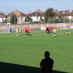 Goal: Lancing U18s 8 - Rottingdean Village 3