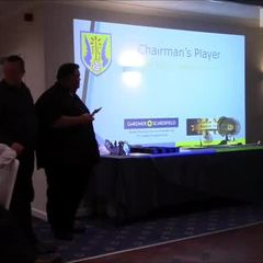 Chairman's Player - Liam Hendy