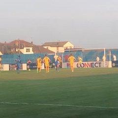 Jordan Cox Penalty - Canvey Island v Redbridge