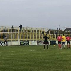 Adam Vyse Goal v Mildenhall Town