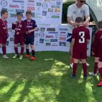 Under 8's Meteors Winners at New Ferry 2019