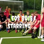 BU18s EOS Awards and match against BU16 2017