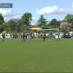 SAVE: East Thurrock 2-1 Aveley (Marrable PEN Save)