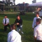 U13s - U16s Presentation Evening