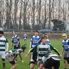 Attacking lineout