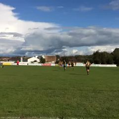 Jackson Kicks penalty for 3 points