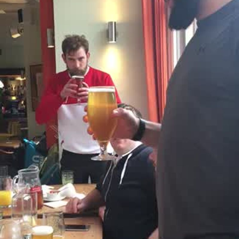 Bigtime destroys pint