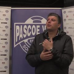 Youth Debut jumper presentation Nicholas Minas