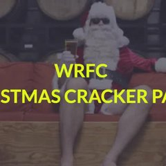 WRFC Christmas Cracker 2017