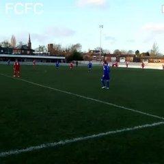 Ossett Town 3-2 Farsley Celtic - Highlights