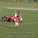Griff Williams Debut Try OMT Mar 19