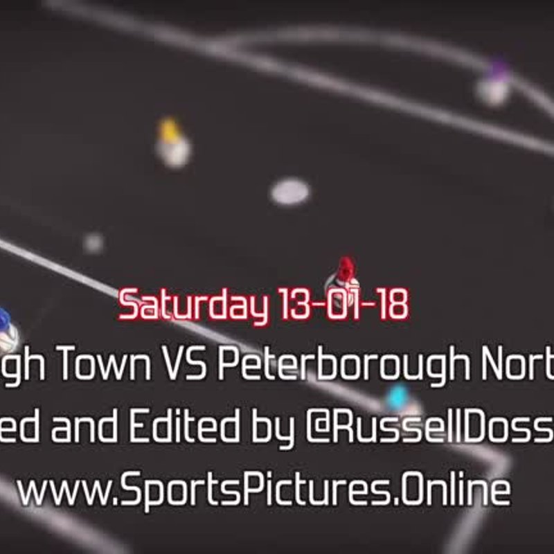 VIDEO HIGHLIGHTS: Desborough Town vs Star (2:0) by Russell Dossett