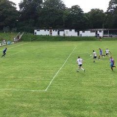 Swans 4 Hamworthy United Reserves 2
