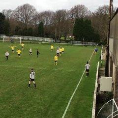DI Cup Q/F - Swans Reserves 4 Portland Town 2
