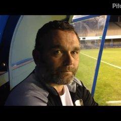 19-4-2017 - Bamber Bridge v Grantham Town - Grantham Town Assistant Manager Danny Martin