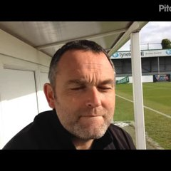 22-4-2017 - Blyth Spartans v Grantham Town - Grantham Town Assistant Manager Danny Martin