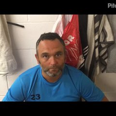 14-07-2017 - Lincolnshire Senior Cup 1st Round - Grantham Town v Spalding United - post match interview with Grantham Town Assistant Manager Danny Martin