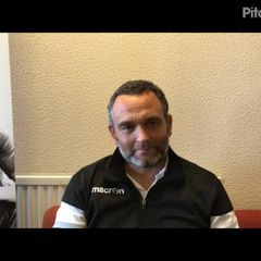 9-9-2017 - Grantham Town v Workington - Post Match interview with Grantham Town Assistant Manager Danny Martin