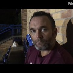 12-9-2017 - Farsley Celtic v Grantham Town - Grantham Town Assistant Manager Danny Martin