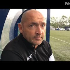 28-4-2018 - Sutton Coldfield Town v Grantham Town - post match interview with Adam Stevens