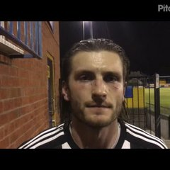 1-5-2018 - Warrington Town v Grantham Town - post match interview with Stefan Galinski