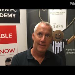 5-7-2018 - Interview with Grantham Town Manager Ian Culverhouse
