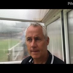 11-8-2018 - Spalding United v Grantham Town - Post match interview with Ian Culverhouse