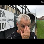 1-9-2018 - Marine v Grantham Town - Post Match Interview with Ian Culverhouse