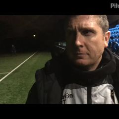 1-12-2018 - Hyde United V Grantham Town - post match interview with Grantham Town Manager Richard Thomas