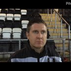 5-1-2019 - Bamber Bridge v Grantham Town - post match interview with Grantham Town Manager Richard Thomas