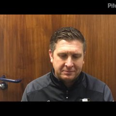 19-1-2019 - Grantham Town v Stafford Rangers - Post match interview with Grantham Town Manager Richard Thomas