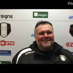 12-2-2019 - Grantham Town v South Shields - Post Match Interview with Grantham Town Manager Paul Rawden