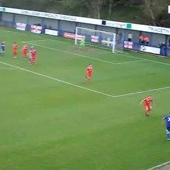 Leek Town 1 Stamford 0 - Sam Grimshaw
