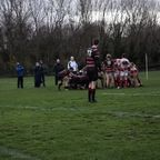 Captain Cameron's try