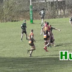 Under 16's Tries v Brighouse Rangers - 25.3.18