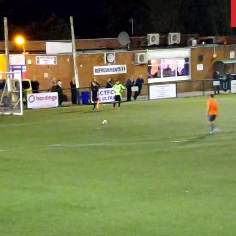 Sutton Coldfield Town 1 - 1 Stafford Rangers