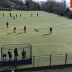 56:00 - Goal - Plymouth Uni B (H)