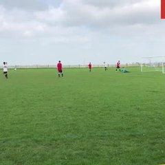 36:40 - Goal - Willen U14 Slayers (H)