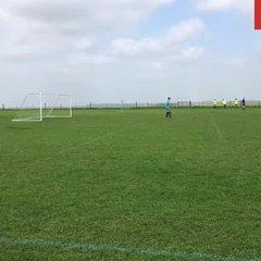 53:06 - Goal - Willen U14 Slayers (H)