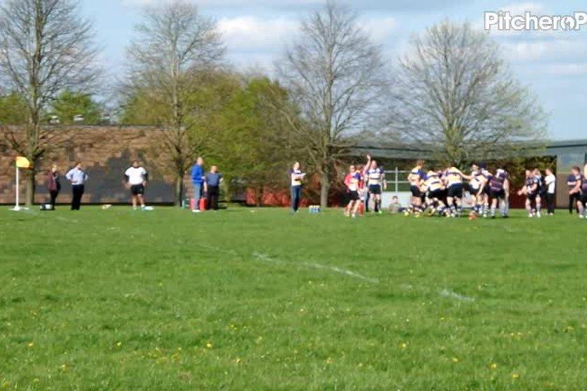 Wheatley 1st XV beat Berkshire Shire Hall 44 - 19
