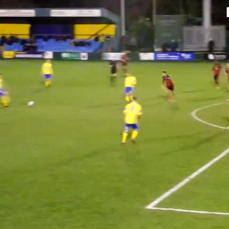 First Team beat Mickleover Sports 1 - 0