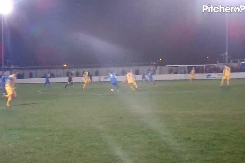 First Team beat Colwyn Bay 3 - 0