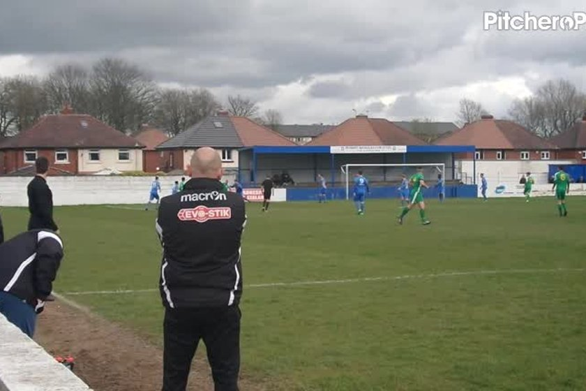 First Team lose to Brighouse Town 0 - 3