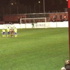 75:25 - Saved Shot - Warrington Town (H)