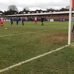AFC Dunstable v North Leigh