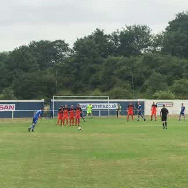 Pontefract Collieries FC v Athersley Recreation