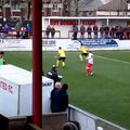 First Team beat Halesowen Town 2 - 1