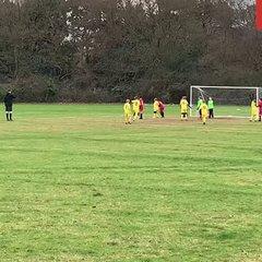 HAMBLE CLUB YOUTH FC v Wyvern Youth Saints