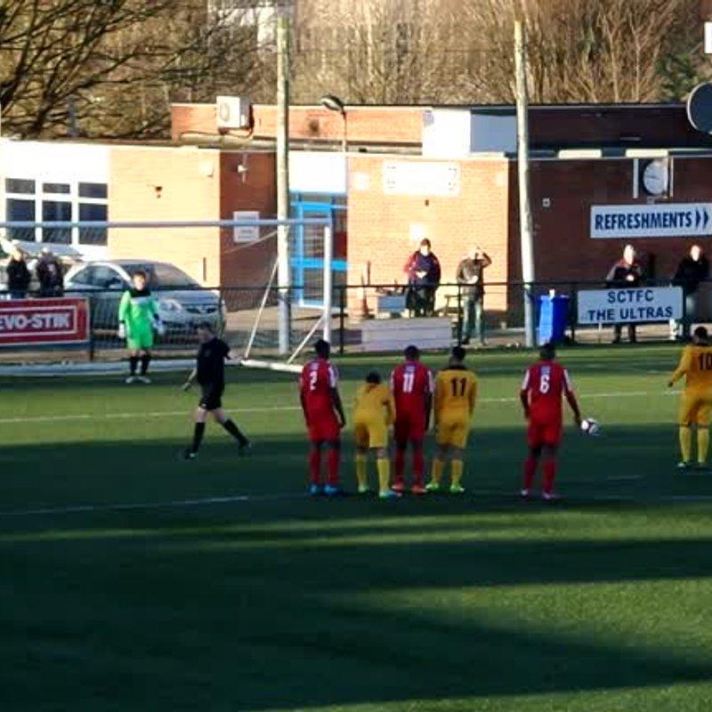 Romulus 2 - 2 Basford United