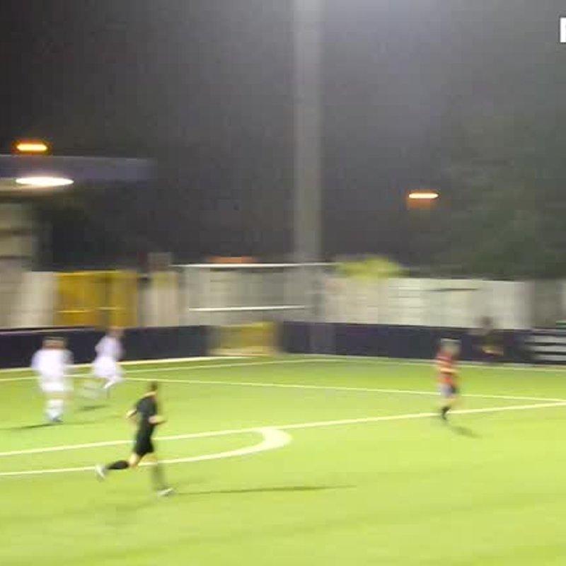 First Team beat Mossley 2 - 1